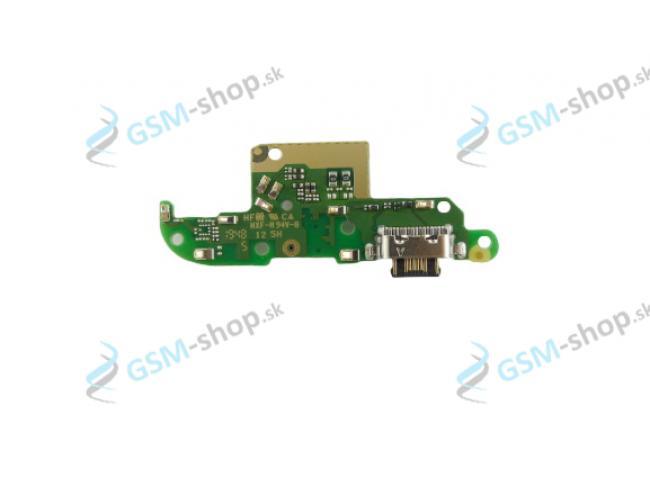 Flex Lenovo Motorola G8 Power (XT2041) pre nabíjanie Originál