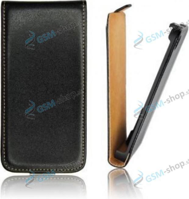 Púzdro Flip Lenovo A5000 čierne