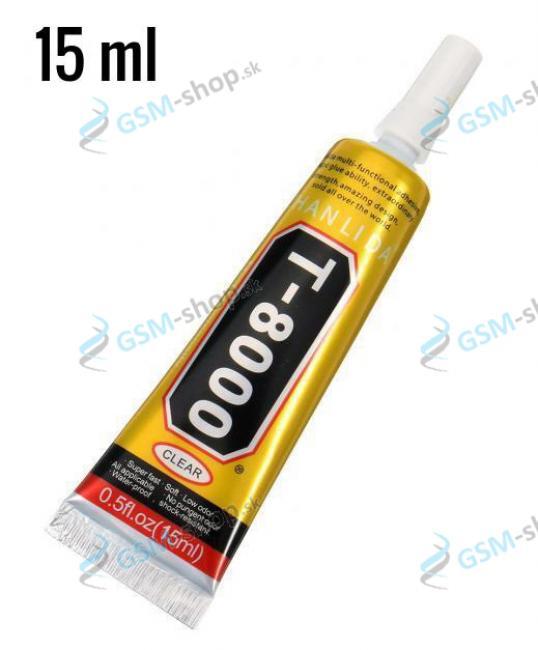 Lepidlo Zhanlida T-8000 priesvitné 15 ml