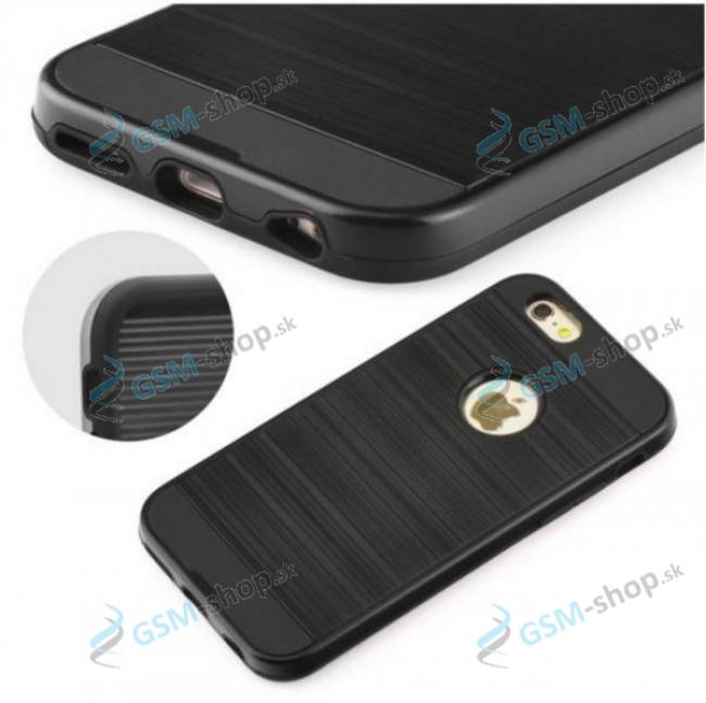 Ochranný kryt EXTRA iPhone 7, iPhone 8 čierny