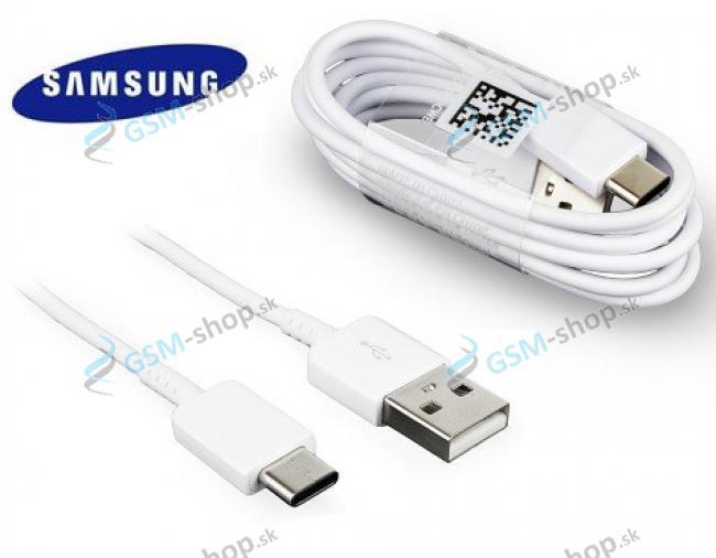 Datakábel Samsung EP-DN930CWE USB typ C Originál neblister biely