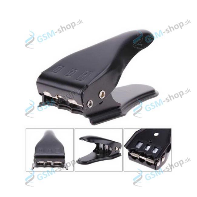 Strihač na SIM karty 3v1