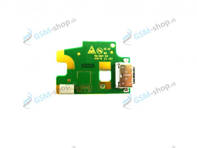 Flex Huawei MediaPad M5 10.8 LTE pre nabíjanie Originál