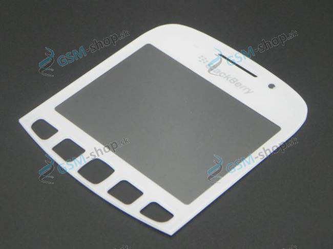 Sklíčko Blackberry 9320 biele