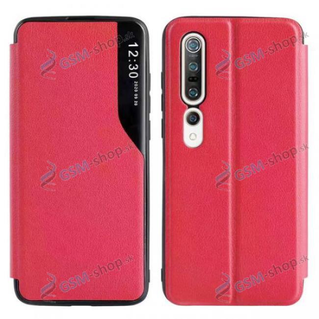 Púzdro SMART VIEW Samsung Galaxy A52, A52 5G červené