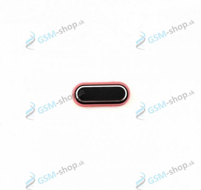 Home tlačidlo Samsung Galaxy J3 2016 J320F čierne Originál