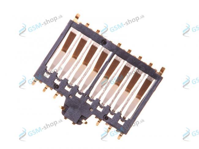 MicroSD čítač Samsung Galaxy A10, A50 Originál