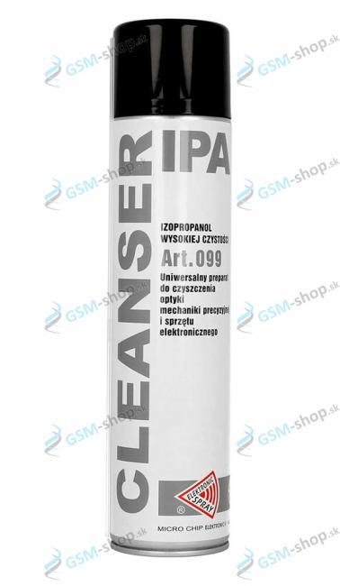 Sprej Isopropyl alkohol IPA vysokej čistoty 600 ml