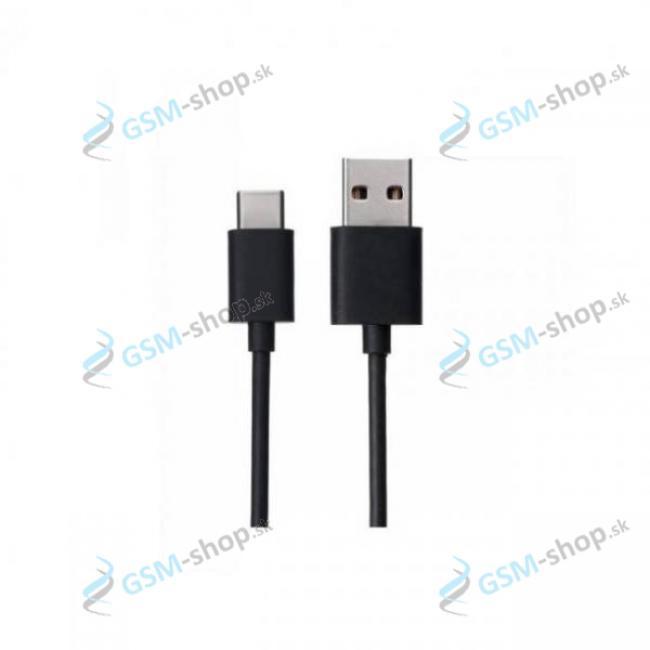 Datakábel Xiaomi USB typ C čierny Originál