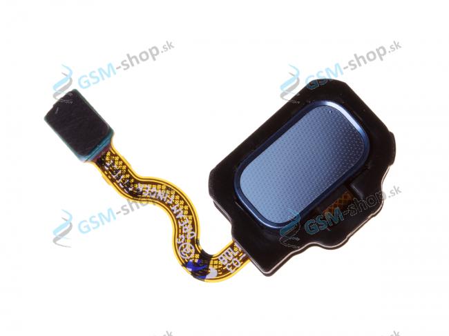 Flex Samsung G950F, G955F a home tlačidlo modré Originál