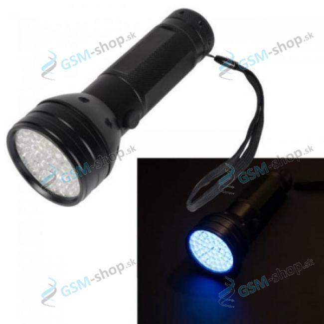 UV baterka 51 LED profi