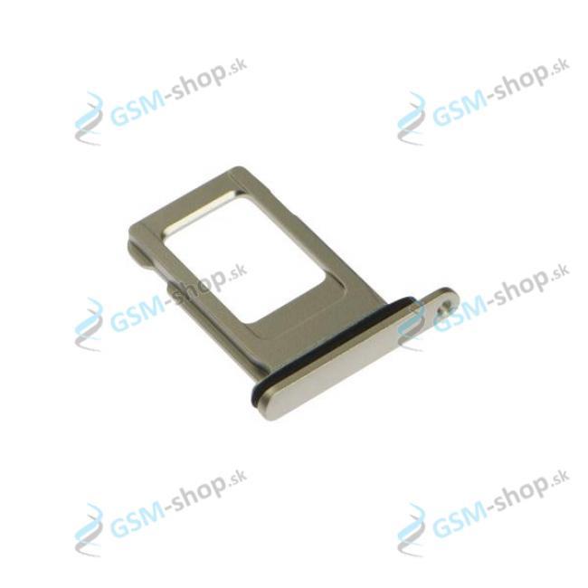 SIM držiak iPhone 11 biely Originál