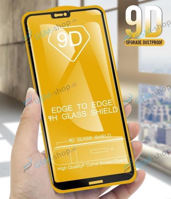 Tvrdené sklo Samsung Galaxy A30, A30s, A50, A50s 9D čierne