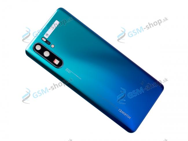 Kryt Huawei P30 Pro zadný modrý Originál