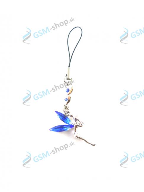 Prívesok Fairy - modrý Sapphire