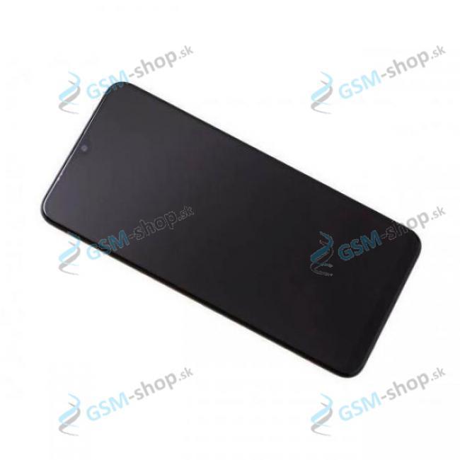 LCD Samsung Galaxy A10 Dual (A105) a dotyk s krytom čiernym Originál