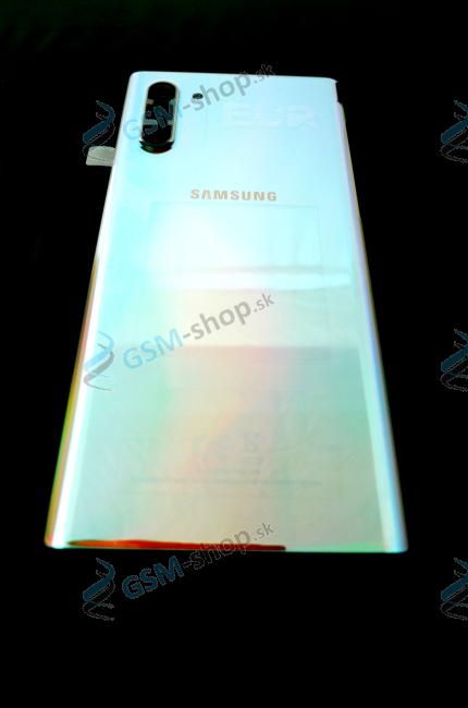 Kryt Samsung Galaxy Note 10 N970 batérie Aura Glow Originál