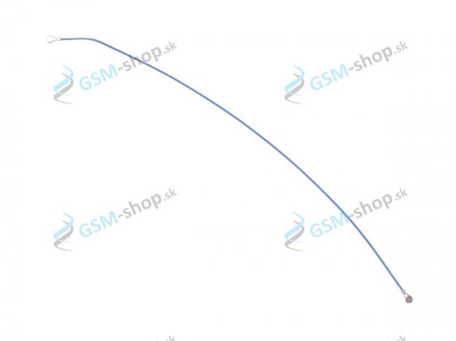 Koaxiálny káblik Samsung Galaxy A20 A205, A50 A505 modrý Originál