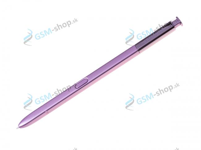 Dotykové pero Samsung Note 9 N960 fialové Originál