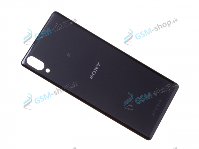 Kryt batérie Sony Xperia L3 čierny Originál