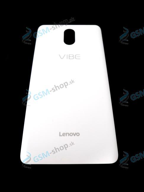 Kryt Lenovo Vibe P1M zadný biely Originál