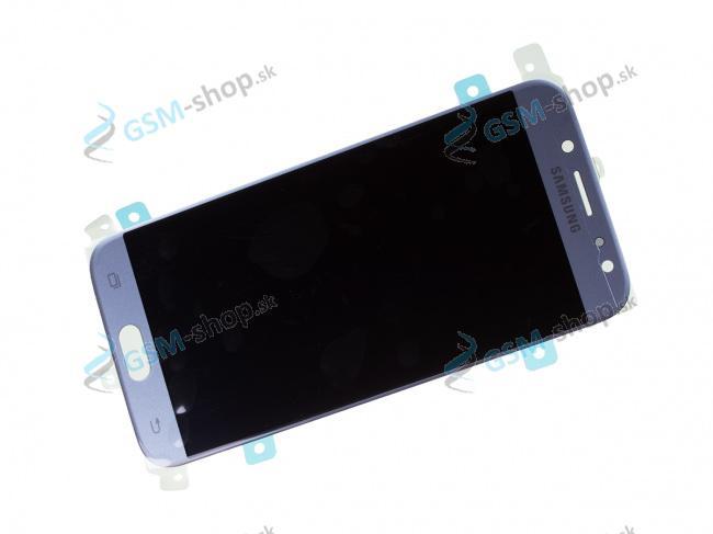LCD displej Samsung Galaxy J5 2017 J530F a dotyk strieborný Originál