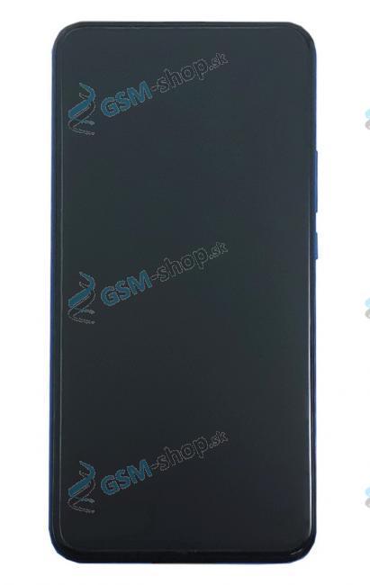 LCD displej Huawei P Smart Z a dotyk s krytom modrým Originál