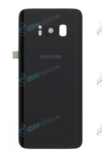 Kryt Samsung Galaxy S8 G950F batérie čierny Originál