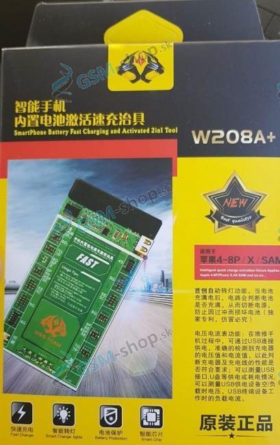 Aktivátor batérií W208A Plus