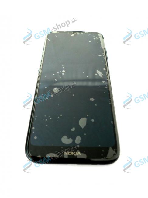 LCD Nokia 4.2 a dotyk s krytom čiernym Originál
