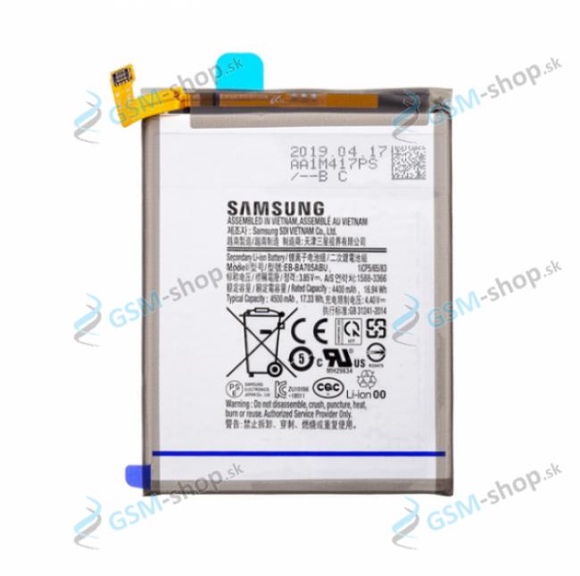 Batéria Samsung Galaxy A70 A705 EB-BA705ABU Originál