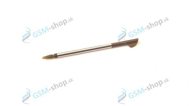Dotykové pero pre Sony Ericsson G700 hnedé - tvrdá špička