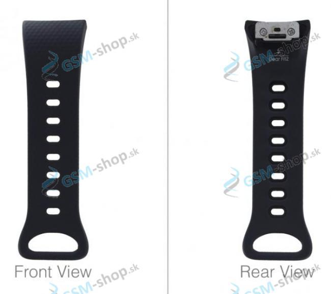 Remienok Samsung R360 Gear Fit 2 čierny časť A Originál