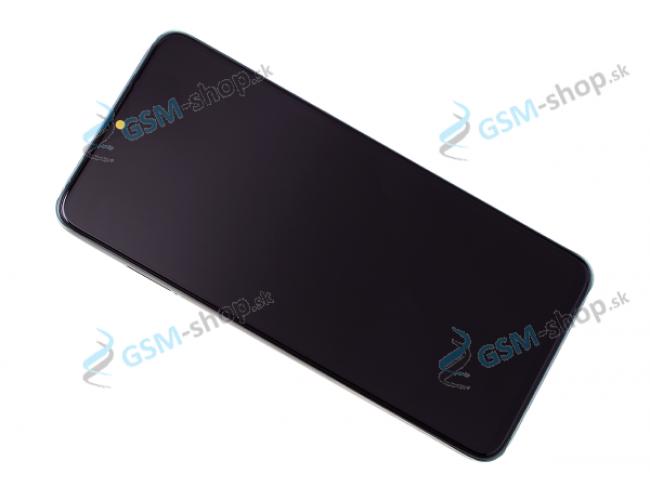 LCD Xiaomi Redmi Note 8 Pro a dotyk s krytom čiernym Originál