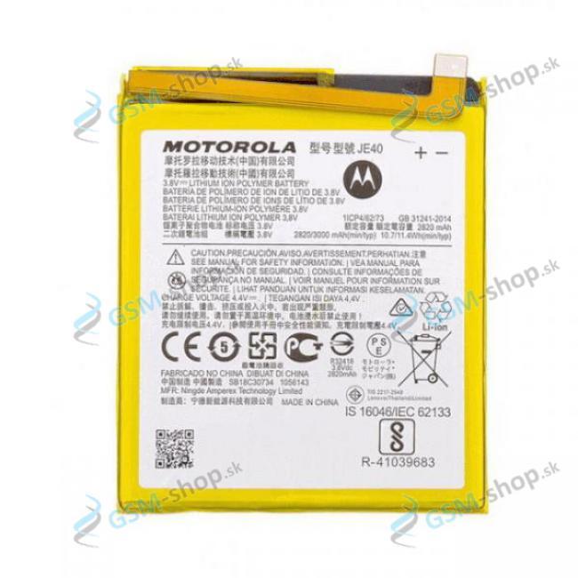 Batéria pre Motorola Moto G7 Play, One JE40 Originál