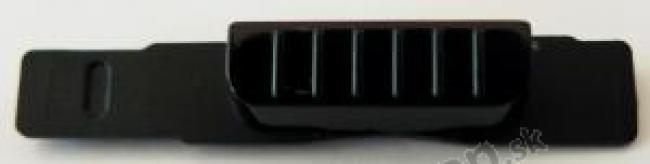 Bočné slide tlačidlo Nokia 5800 čierne
