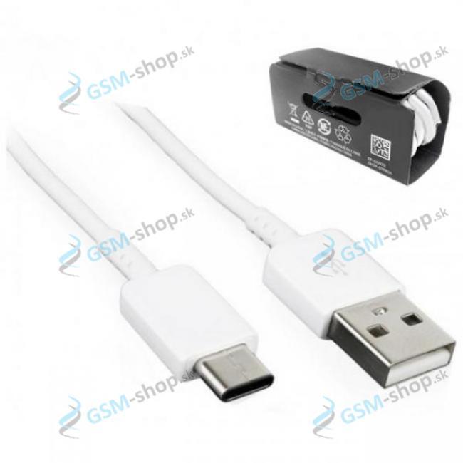 Datakábel Samsung EP-DG970BWE USB typ C Originál neblister biely