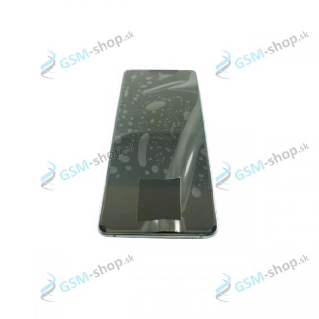 LCD Samsung Galaxy S20 FE (G780F) a dotyk zelený s krytom Originál