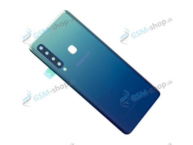 Kryt Samsung Galaxy A9 2018 A920F batérie modrý Originál
