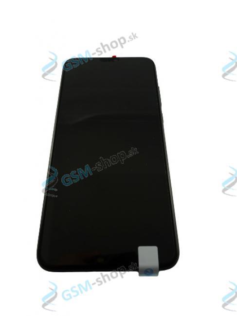 LCD displej Huawei Honor 9X Lite a dotyk s krytom čiernym Originál