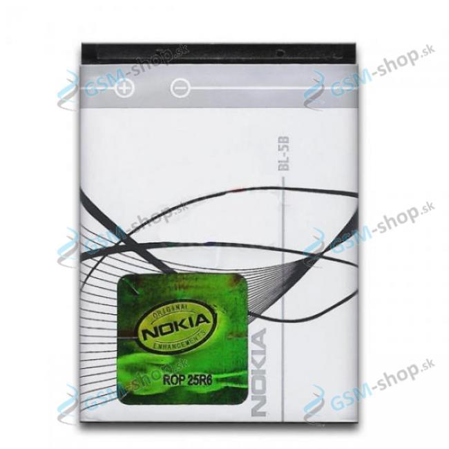 Batéria Nokia BL-5B Originál neblister