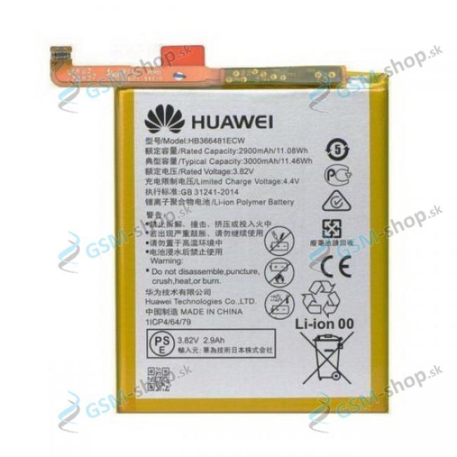 Batéria Huawei Honor 8, P9, P9 Lite, P20 Lite HB366481ECW Originál