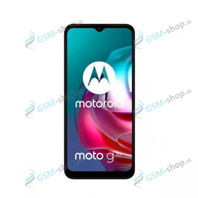 LCD displej Motorola Moto G30 (XT2129) a dotyk s krytom Originál