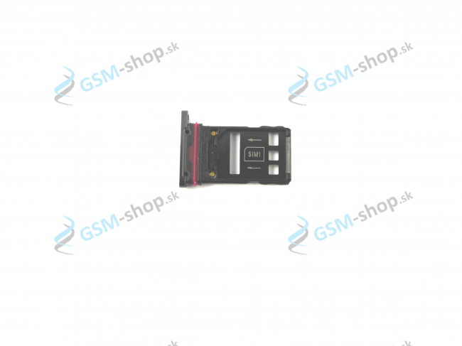 Sim a Micro SD držiak Huawei Mate 20 Pro Twilight Originál