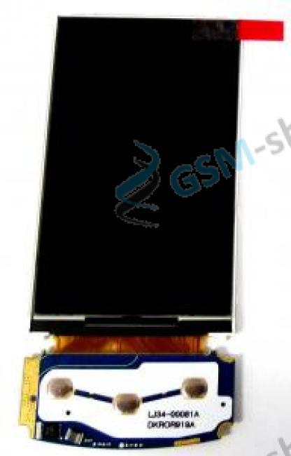 LCD displej Samsung S8300 a UI doska Originál