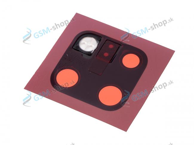 Sklíčko kamery Huawei Mate 20 Pro čierne Originál