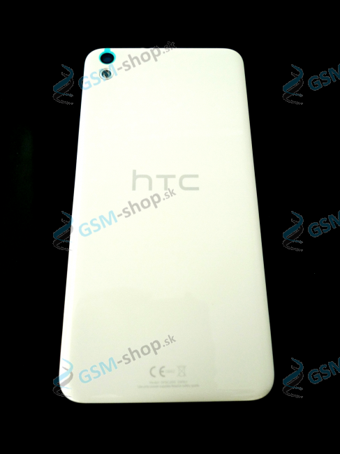 Kryt HTC Desire 816 batérie biely Originál