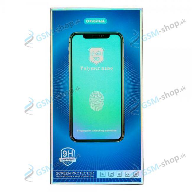 Tvrdené sklo CERAMIC FOIL Samsung Galaxy Note 20 Ultra čierne