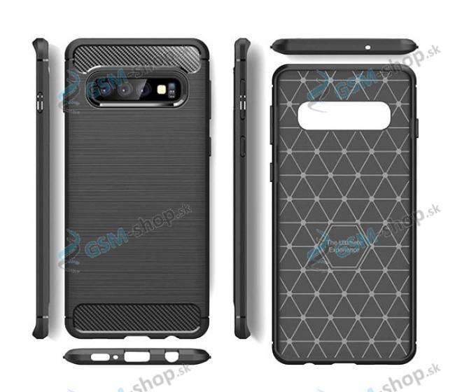 Ochranný kryt EXTRA Samsung Galaxy A6 (2018) A600 čierny