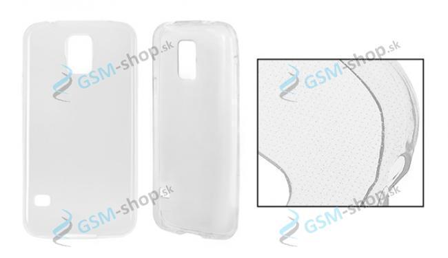 Púzdro silikón iPhone 6 Plus, iPhone 6S Plus ultra slim priesvitné